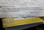 Tranh cãi kịch liệt bài toán rót dầu của tiểu học