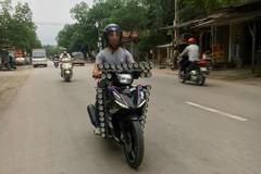 Yamaha Exciter được dân chơi Việt độ 32 đèn trợ sáng chói lóa