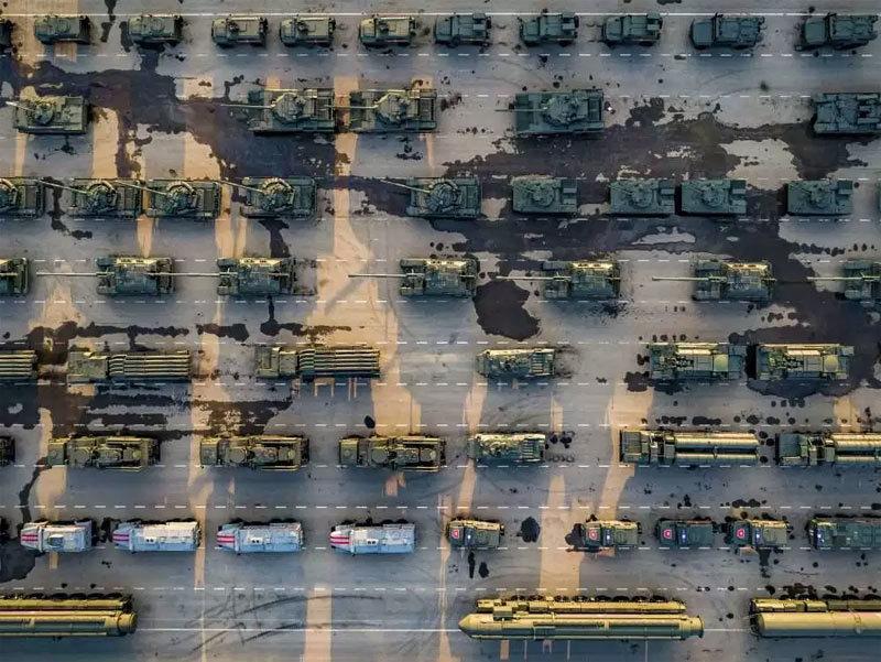 Những con số lột tả sự thật sức mạnh quân sự Nga