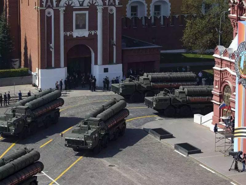 Nga duyệt binh hoành tráng kỷ niệm Ngày Chiến thắng
