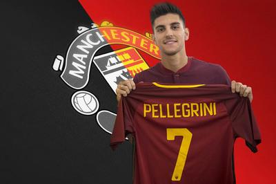 MU hỏi mua Pellegrini, Real kiếm bộn tiền