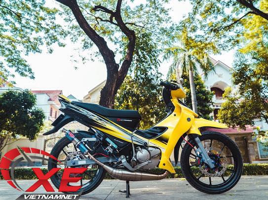 Yamaha Z125,biker,Xe độ