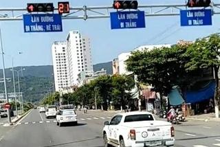 Đoàn xe Range Rover vượt đèn đỏ ở Đà Nẵng đã đến nộp phạt