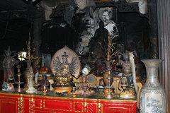 Ngôi chùa hơn 50 tuổi bị cháy không còn gì ở Phú Yên