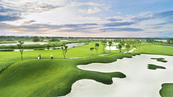 100 golf thủ Hàn Quốc tranh tài Vinpearl Golf -Korea Golf Festival 2019