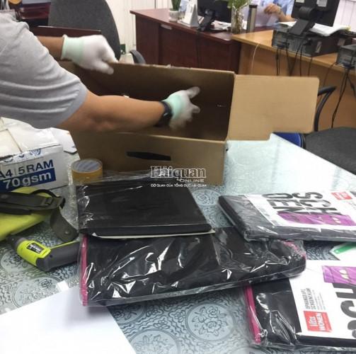 7kg of drugs discovered in parcels sent through postal service