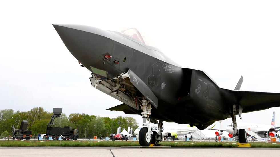 chiến đấu cơ,F-35,Mỹ,không quân Mỹ
