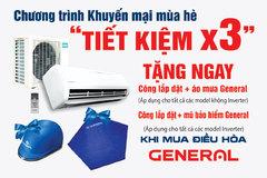 General - máy lạnh 'sinh ra từ khách hàng'