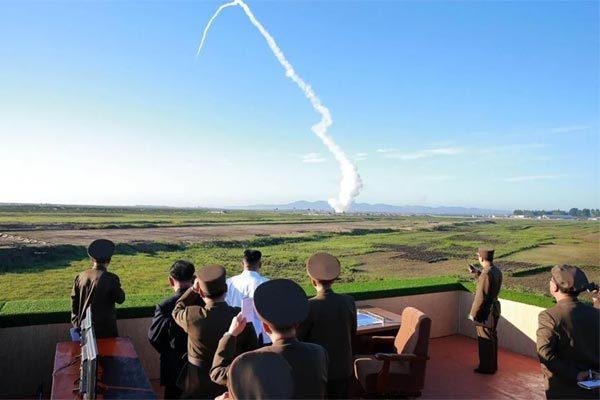 Hàn Quốc tố Triều Tiên lại phóng vật thể khả nghi