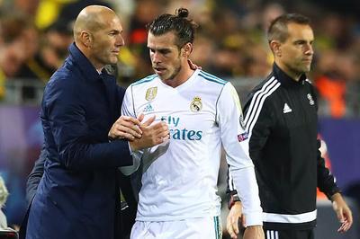 Zidane tống Bale xuống đội trẻ nếu không chịu rời Real