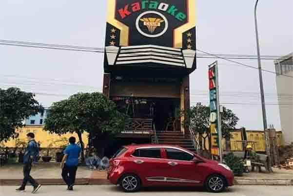giết người,quán karaoke,Nam Định