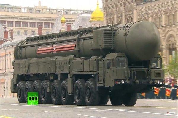 Dòng tên lửa Nga có thể làm bẽ mặt lá chắn đối phương
