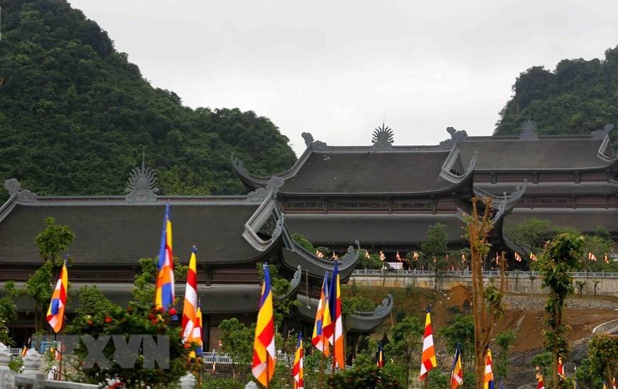 Tam Chuc Pagoda ready for UN Day of Vesak