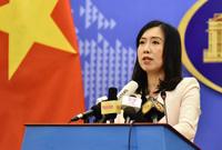 Tàu cá Việt Nam bị tiêu hủy: Đề nghị Indonesia hành xử phù hợp