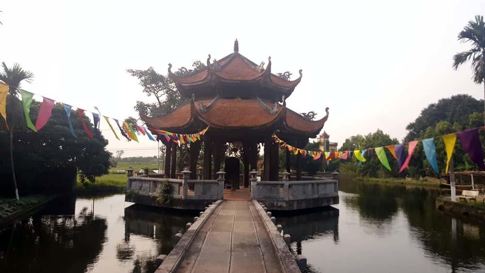 Đình Tam Giang,Di tích lịch sử