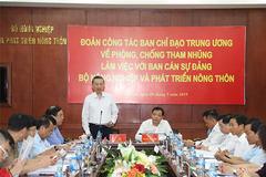 Bộ trưởng Tô Lâm: Nhiệm vụ phòng chống tham nhũng còn nặng nề