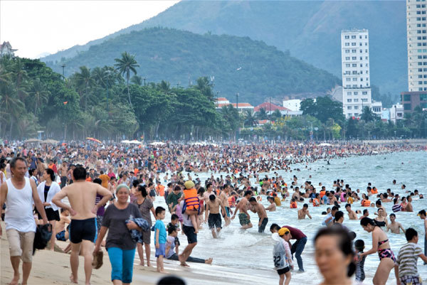 Du lịch Nha Trang bội thu - bệ phóng cho BĐS nghỉ dưỡng