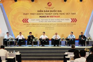 DN công nghệ Việt Nam cần chia sẻ giải pháp, kết nối cơ hội chuyển đổi số