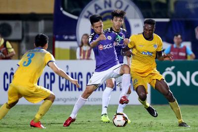 Vòng 9 V-League: Thanh Hoá đón bão, HAGL quyết đấu Viettel