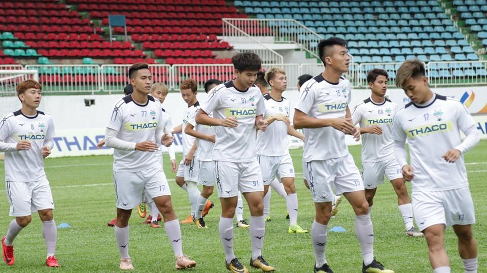 HAGL,Hà Nội FC,vòng 9 V-League,Viettel,Thanh Hóa