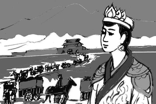 """Công chúa được xem như """"điệp viên cấp cao"""" của nhà Trần"""