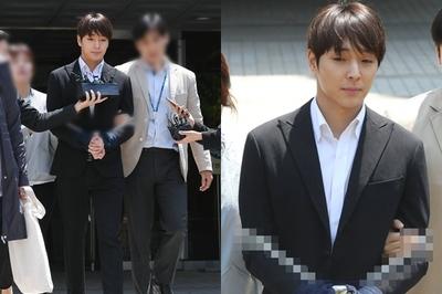 Choi Jong Hoon bị bắt