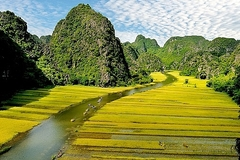 Ninh Binh tourism week 2019 on the horizon