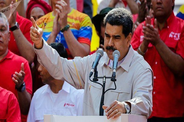 """Venezuela tố cáo Mỹ muốn """"mua chuộc"""" quân đội"""