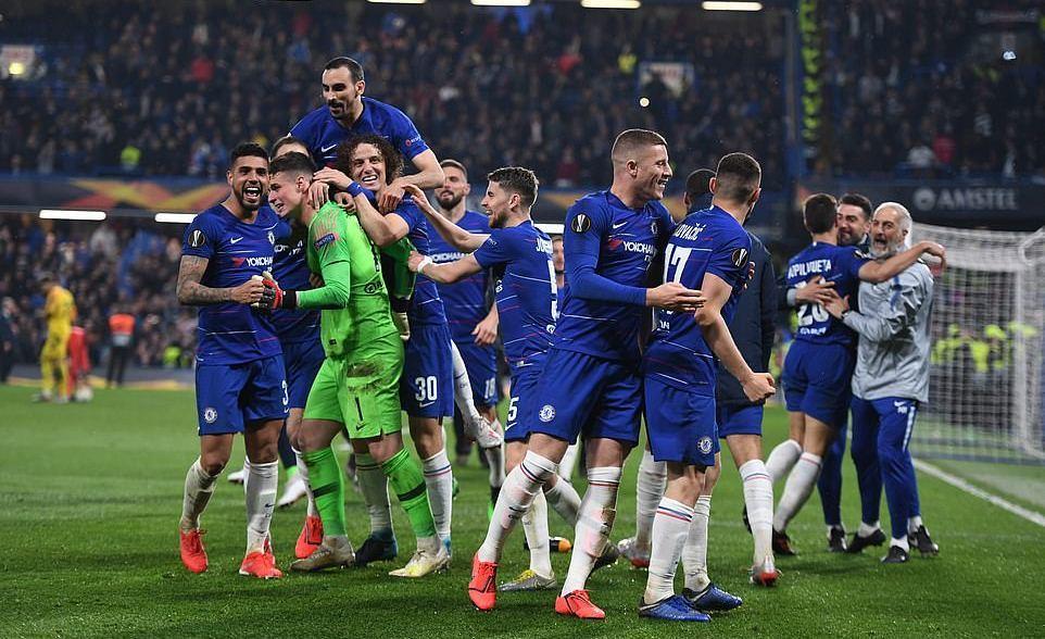 Người hùng Kepa tạo nên chung kết Europa League toàn Anh
