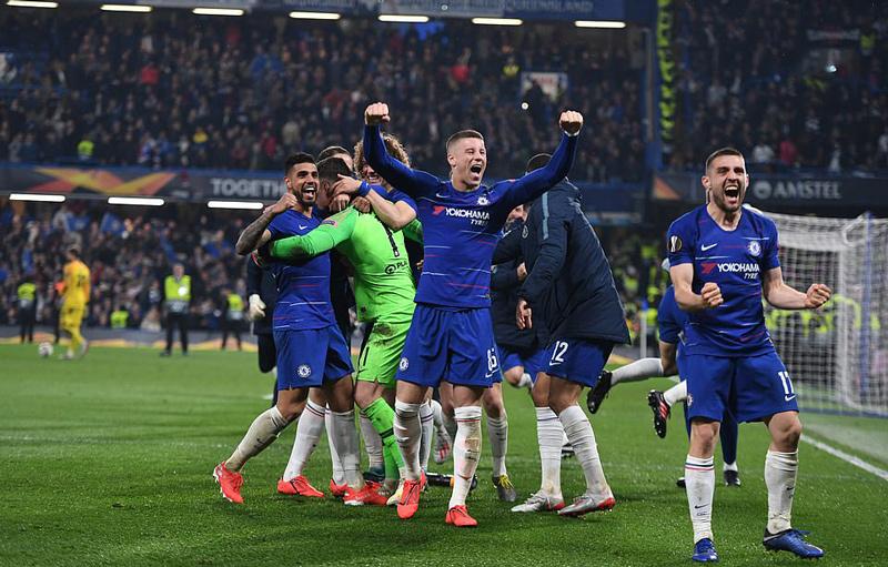 Liverpool,Arsenal,Chelsea,Tottenham,Europa League,Champions League