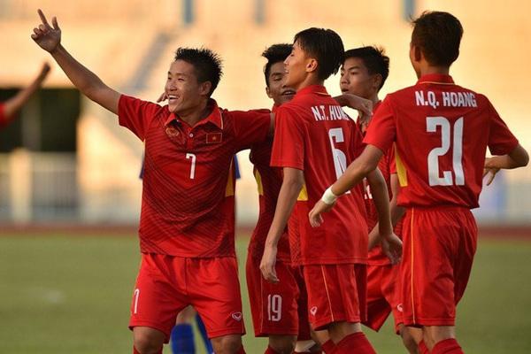 BXH của U16 Việt Nam tại vòng loại U16 châu Á 2020