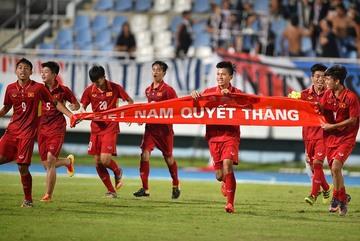 Lịch thi đấu của U16 Việt Nam tại vòng loại U16 châu Á 2020