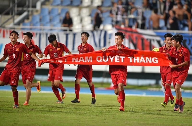 U16 Việt Nam,U16 châu Á 2020,Lịch thi đấu bóng đá