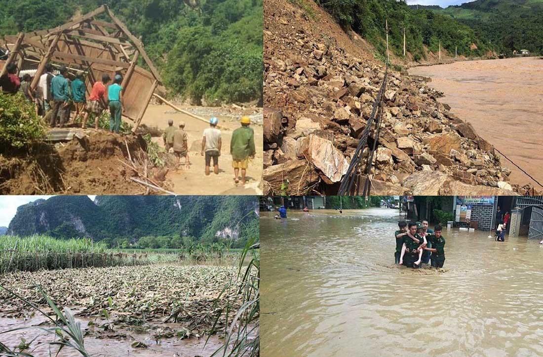 1km sông 3 nhà máy thủy điện, dân thấp thỏm khi mùa mưa lũ về