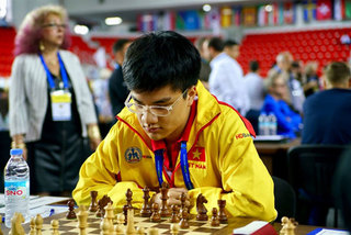 Khoi and Nguyen win national chess champs