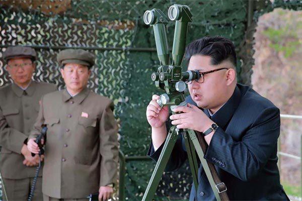 Kim Jong Un,Triều Tiên,Donald Trump,Mỹ,thử tên lửa,vũ khí