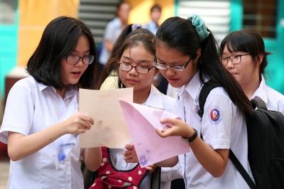 Công bố số lượng nguyện vọng vào lớp 10 công lập ở Hà Nội