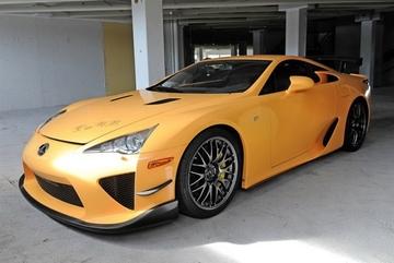 """Lexus LFA """"độc"""" nhất thế giới rao giá hơn 13,5 tỷ đồng"""