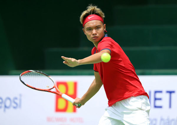 VN finish second at ASEAN team tennis champs
