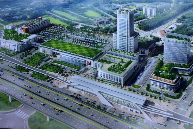 Saigon's new Mien Dong Coach Station's opening delayed until August