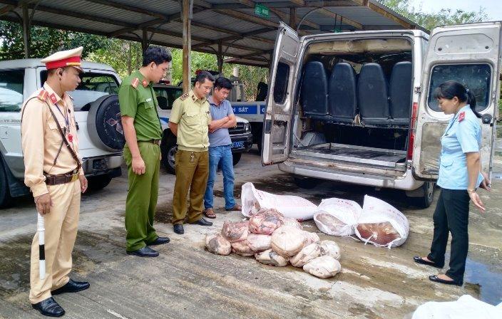 Quảng Nam,buôn lậu,an toàn thực phẩm