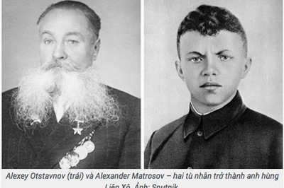 Những tù nhân trở thành anh hùng trong Thế chiến 2