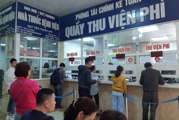 Health ministry postpones medical fee increase