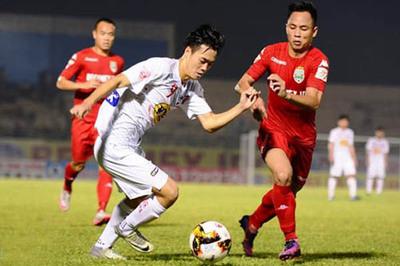 Lịch thi đấu vòng 10 V-League