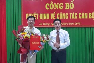 9 tháng sau bê bối thi cử, Hà Giang có Trưởng phòng Khảo thí mới