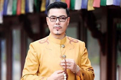 Diễn viên 'Người phán xử' bớt sân si, bớt nổi nóng khi hát nhạc Phật