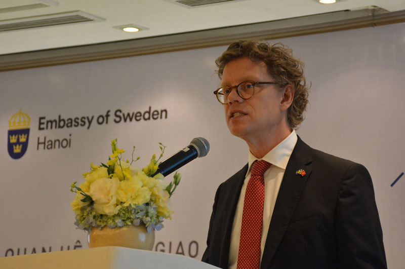 Sweden: from supporter to partner of Vietnam for five decades