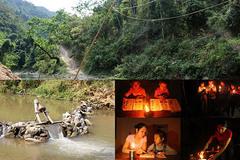 'Khát điện' dưới chân nhà máy thủy điện lớn nhất Nghệ An