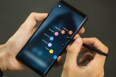Galaxy Note 10 sẽ được trang bị camera độ phân giải 64 'chấm'?