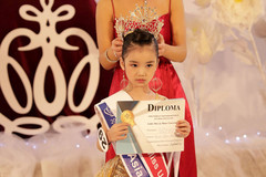 Vietnamese kid wins Little Miss Universe 2019 crown
